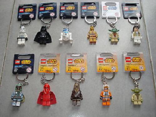 Porte clés LEGO SW NEUFS Livraison gratuite en Fr Métro. // 50/%off worldwide