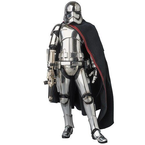 MAFEX Star Wars Force CAPTAIN PHASMA ABS Action Figure
