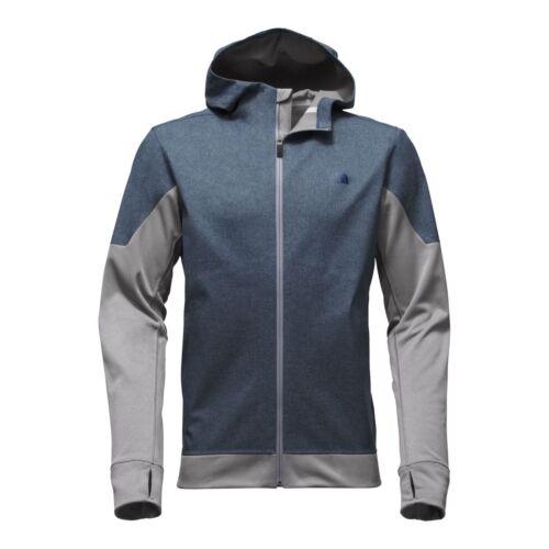 The North Face Men/'s Kilowatt Jacket Shady Blue Heather NF0A2TGI NWT MSRP $130