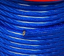Monster Cable 300 PowerFlex 4 AWG High Performance Power Wire 20 Ft - Blue