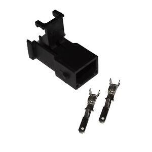 Conector 2 polos reparac 3b0972702 para VW AUDI skoda seat mt Crimp contacto