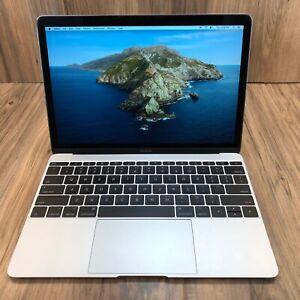 Apple-MacBook-2017-Space-Gray-12-034-Retina-512GB-SSD-8GB-RAM-1-3GHz-Tested