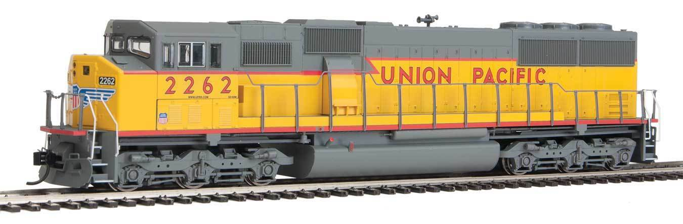 20311 Walthers Mainline SD60M 3 finestra DDC W Ude suono Up  2262 Union Pacific HO
