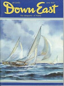 Details about DOWN EAST MAGAZINE~JUNE 1969