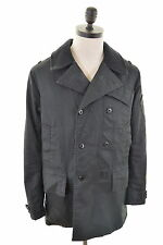 G-STAR Mens Military Jacket Size 42 Large Black Cotton