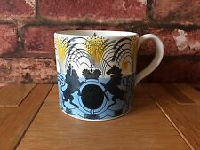Stunning Wedgwood 1937 Coronation Mug CM 6203 Designed by Eric Ravilious