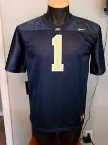 new concept 543c0 b9fdf Larry Fitzgerald Pittsburgh Panthers Jersey Nike Youth Large ...