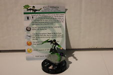 Heroclix DC Guerra of Light #Kyle Rayner Lanterna Verde #107 guerra of light LE