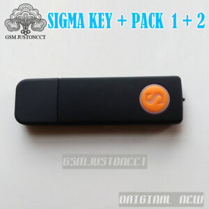 Details about Sigma Key Dongle + Sigma Pack 1+2 Activation for Zte for  Motorola alcatel huawei