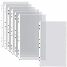 Heavyweight 100box Legal Clear Poly Sheet Protectors Gold Seal 85x14 100 Count