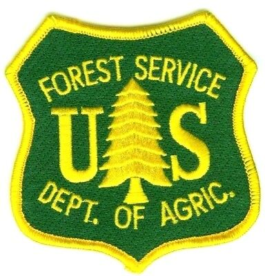 US FOREST FIREFIGHTER HOT SHOT COLLECTIONS Certified Wildland Firefighter I