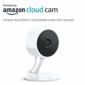 Amazon-Cloud-Cam-Key-Edition-Indoor-Security-Cam-New-And-Unopened