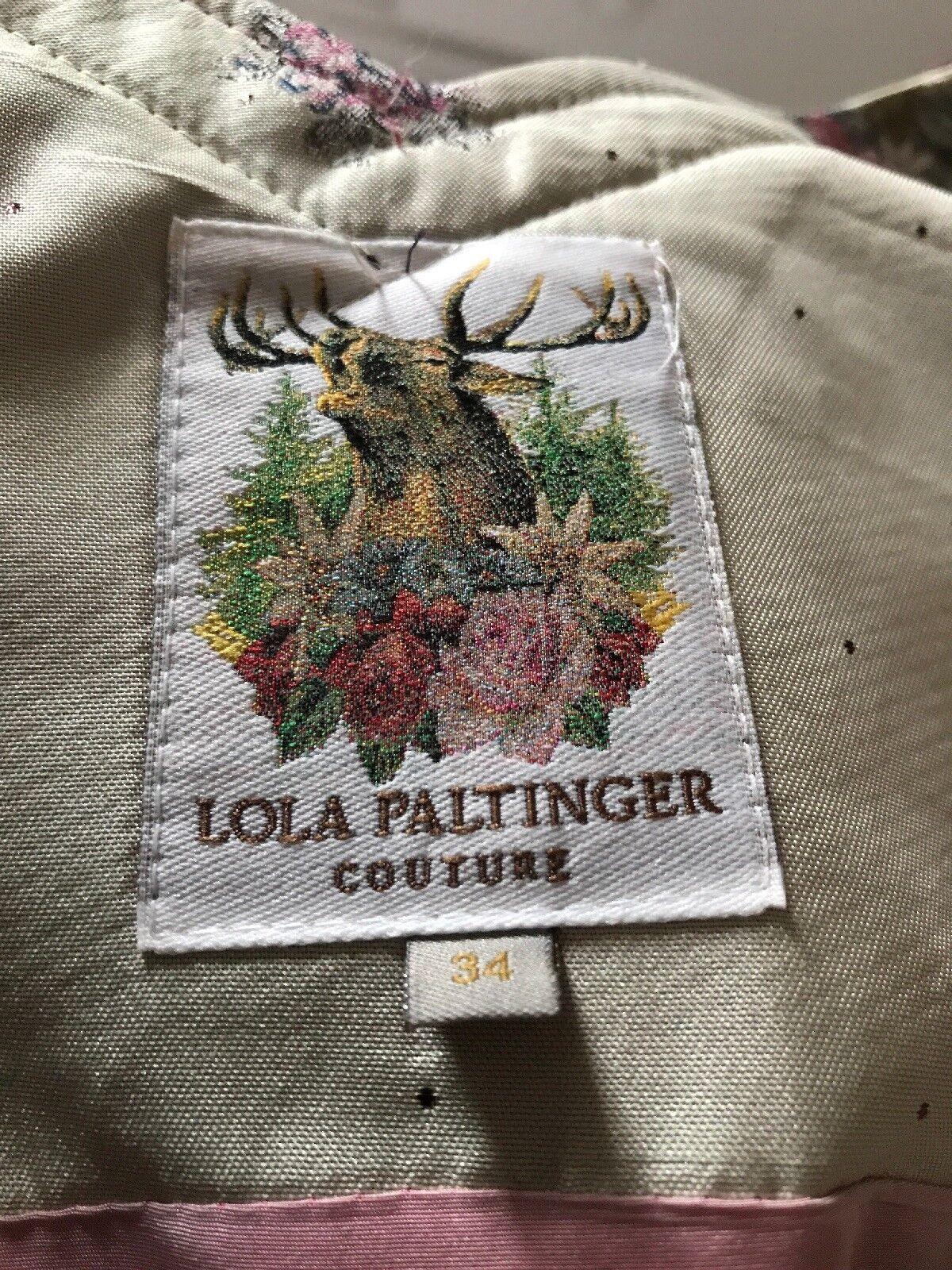 Lola Paltinger Couture Couture Couture Dirndl Mieder Marie Brautmieder Seidenmieder Oktoberfest | Angenehmes Aussehen  | Ausreichende Versorgung  | Um Sowohl Die Qualität Der Zähigkeit Und Härte  c968cb
