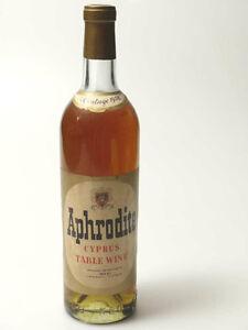 PRL-VINTAGE-1958-039-58-CYPRUS-WINE-VINO-COLLEZIONE-VIN-APHRODITE-CANTINA-CANTINE