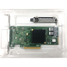 Neu LSI MegaRAID 9341-8i Single 8 Port SATA/SAS PCI-E 3.0 12Gb/s Controller Card