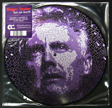 Roger Taylor Fun on Earth 2014 RSD 180g Vinyl Picture Disc 2lp /new
