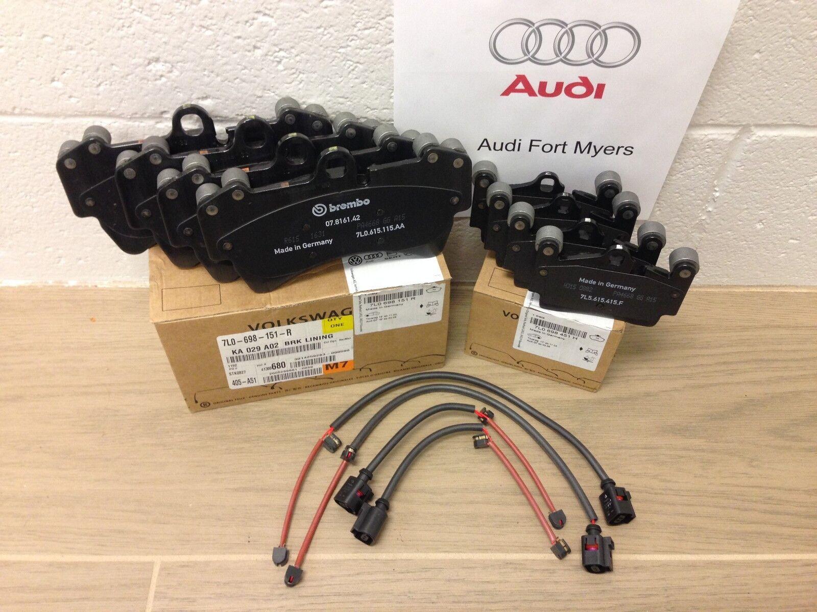 Sline - rotors/pads question - Page 3 - AudiWorld Forums