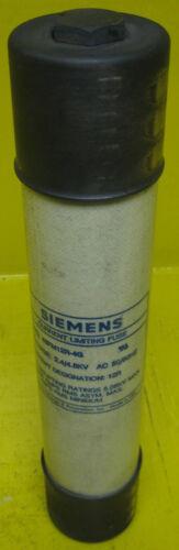 Siemens 48FM12R-4G 230 Amp 2400/4800 V 12R Fuse 48FM12R4G 230Amp 230A Amps A 4 G