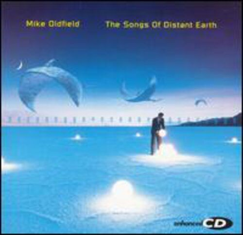 1 of 1 - Mike Oldfield - Songs of Distant Earth [New CD] Manufactured On Demand