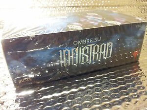 ITALIAN Magic MTG Shadows Over Innistrad SOI Sealed Booster Box IT The Gathering
