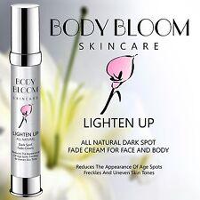 Skin Whitening Lightening Bleaching Cream Age Spot Remover & Dark Spot Corrector