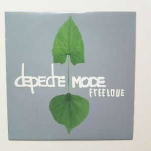 DEPECHE-MODE-FREELOVE-FLOOD-MIX-FRENCH-PROMO-CD-Single-Maxi
