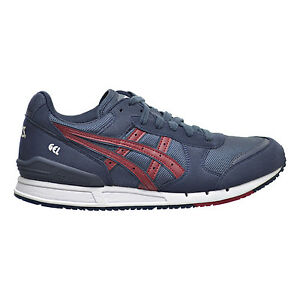 fee4ce80e5e9 Asics Gel-Classic Men s Shoes India Ink Burgundy comfort lightweight ...