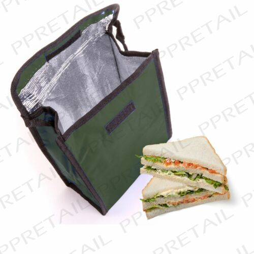 Handy-repas isotherme cool sac conserve alimentaire boisson froid travail//école//pochette box//case