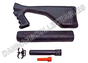 Details about REMINGTON 1100/1187 KIT INCLUDES STOCK,FOREARM AND +2 ROUND  EXTIENSION KIT (NEW)