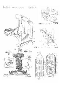 Wendeltreppe, Spindeltreppe Technik auf 2500 Seiten