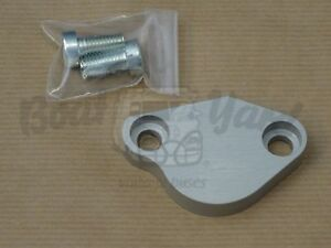 Fuel-Pump-Cover-Plate-Kit-for-VW-Bug-Beetle-Bus-Camper-Type-4-Aircooled-Engine