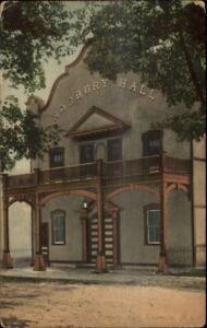 Ellenville-NY-Norbury-Hall-c1910-Postcard