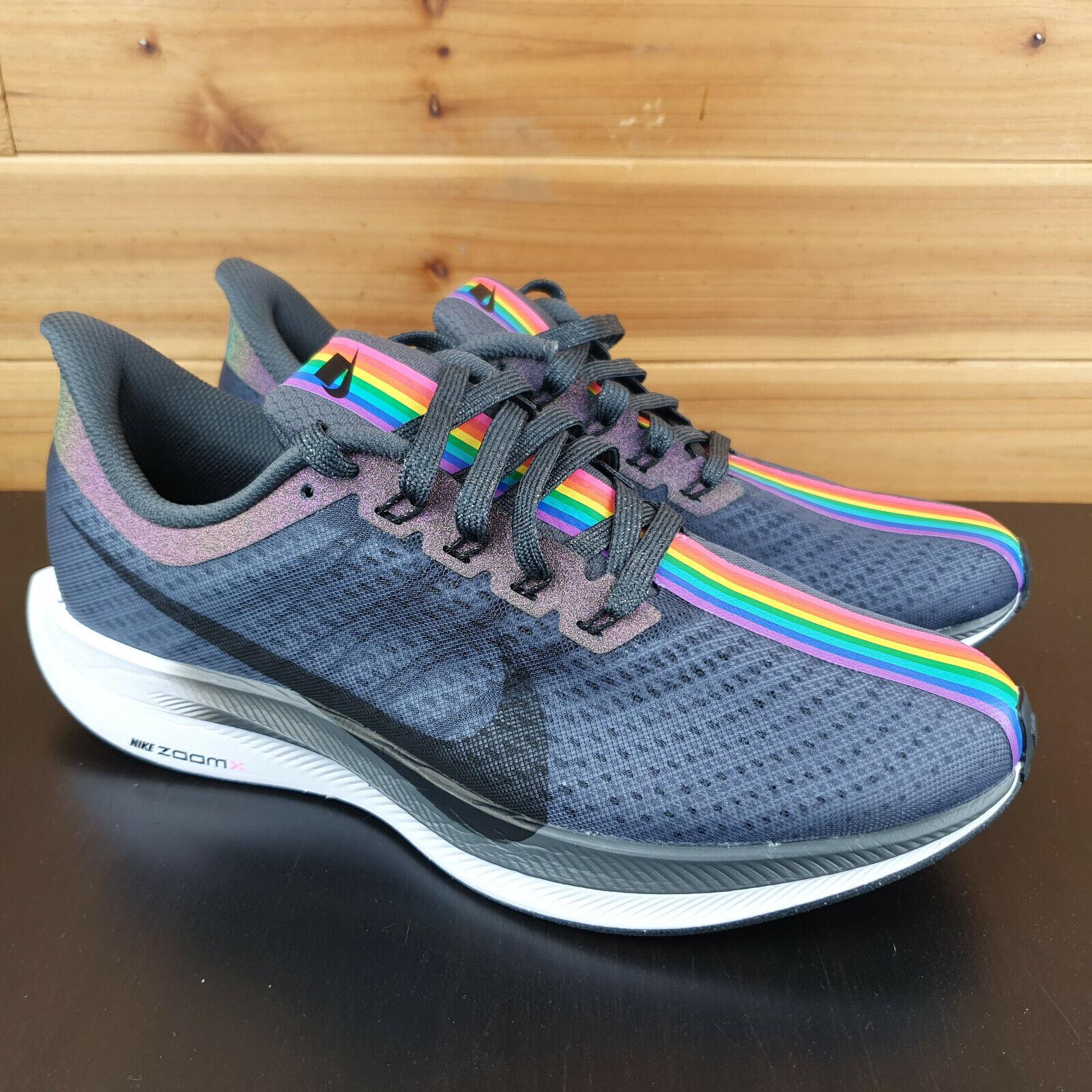 Nike Zoom Pegasus Turbo Be True Rainbow