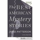 The Best American Mystery Stories by Houghton Mifflin (Hardback, 2015)