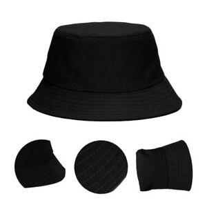 Fashion Men Women Summer Sun Hat Bucket Hat Boonie Hunting Fishing ... 01c13b7e26f0