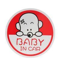CVANU Baby on Board Safety Warning Car Sticker CV20(Pack Of 2)