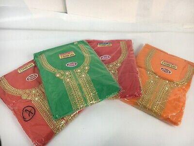 * Bussola Tradizionale Salwar Kameez Tradizionale Indiano Wear Dress Suit 75-43-mostra Il Titolo Originale