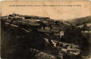 CPA-Saint-Germain-Laval-Notre-Dame-de-Laval-et-village-de-Baffy-663752