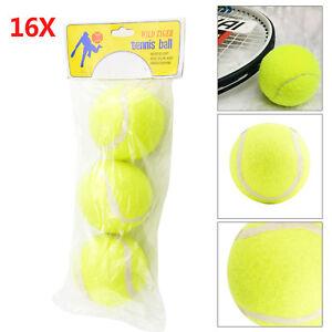 31868b613 16 x New Premium Quality Pressurised Tennis Balls Sports Games Dog ...