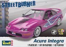 Revell monogram RMX Acura Integra Type R plastic model kit 1/25