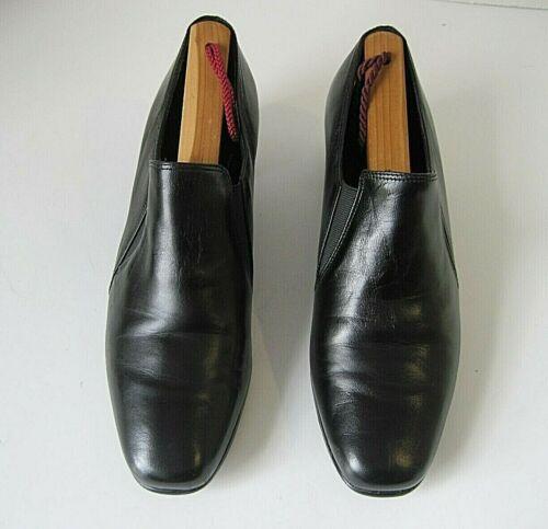 cuir en noirs aiguilles Tatum 2 talons Escarpins 1 taille 7 à pour Munro femmes nAxFYqCwan