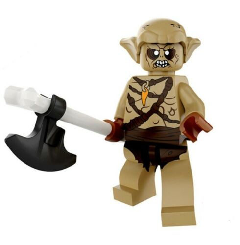 Baggins Hobbit Frodo Lord  Of The Rings Lego  Minifigure Gandalf