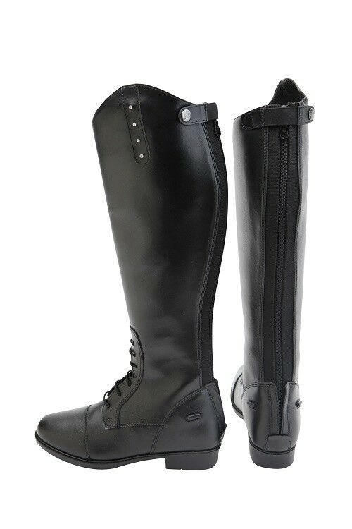 Horka Riding Boot Emy Adult RUBBER ADULT HORSE RIDING BOOT WITH DIAMONDS