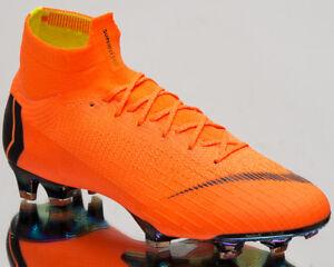 2841334dc Nike Mercurial Superfly 360 Elite FG Men Soccer Cleats Total Orange ...