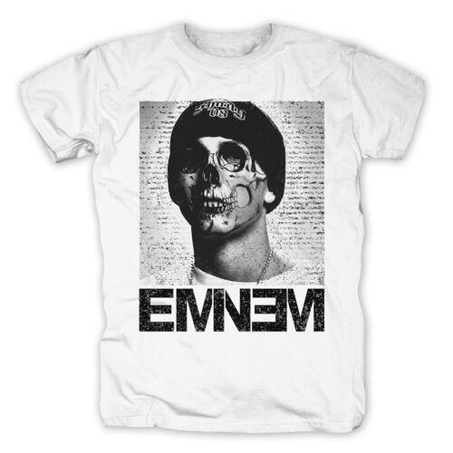 Eminem-Skull Face T-Shirt