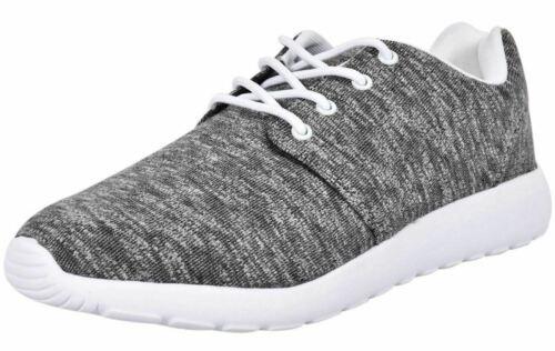 Hombre Zapatillas Gym Malla Ligero Cordones Atletismo Sports en Forma Zapatos