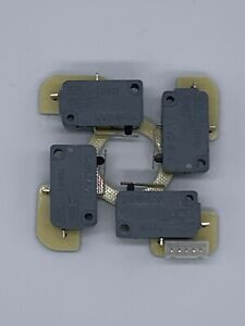 Sanwa JLF PCB Joystick Repair Board Micro Switches Part TP-MA Assembly Clone