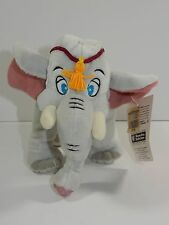 """Warner Brothers The King and I Tusker 7"""" Bean Bag Plush w/Tags"""