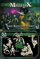 Malifaux: Resurrectionists Take Back the Night Molly Crew WYR 20207