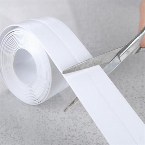 Kitchen Bathroom Tape Wall Sealing Tape Waterproof Adhesive Mold C